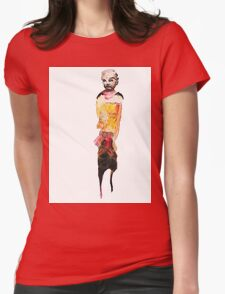 dress up Womens Fitted T-Shirt