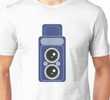 Blue Camer Unisex T-Shirt