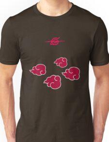 Akatsuki Clouds geek funny nerd Unisex T-Shirt