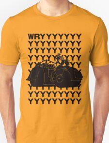 ROADROLLER DA - Wrylectric boogaloo T-Shirt