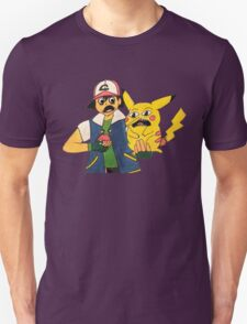 Too young! Too young to rule the KANTO! T-Shirt