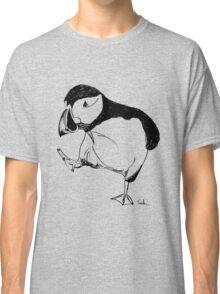 Puffin takes a walk Classic T-Shirt