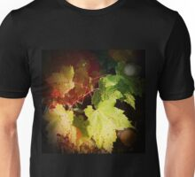 Speckled Autumn Leaves Unisex T-Shirt