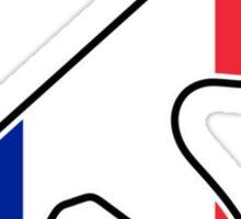 Circuit de Dijon-Prenois Sticker