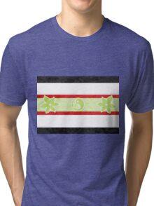 Zen Pattern I Tri-blend T-Shirt