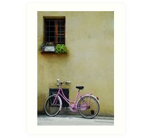 Details from Tuscany Art Print