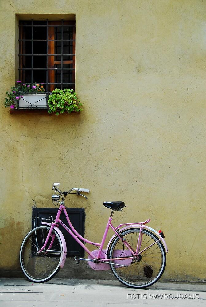 Details from Tuscany by FOTIS MAVROUDAKIS
