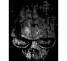 Skull Graphic Photographic Print