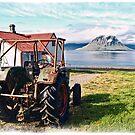 Tractor works by Chloé Ophelia Gorbulew