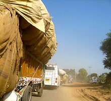 Indian National Highway by hayleychard