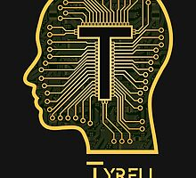 Tyrell Corporation by loxley108