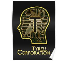 Tyrell Corporation Poster