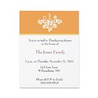 Thanksgiving invitations by krtdesign