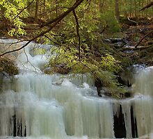 Hocking Hills Icicles by monica22