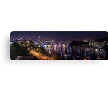 Knoxville  Canvas Print