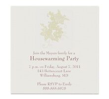 Housewarming party invitations by krtdesign