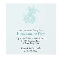 Housewarming invitations by krtdesign
