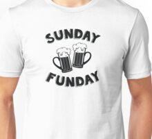 Sunday - Funday Unisex T-Shirt