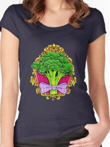 Mister Broccoli Women's Fitted Scoop T-Shirt