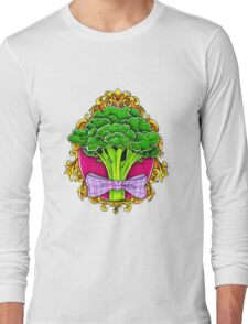 Mister Broccoli Long Sleeve T-Shirt