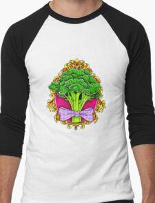 Mister Broccoli Men's Baseball ¾ T-Shirt