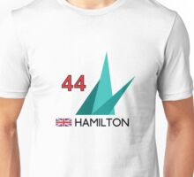 F1 2015 - #44 Hamilton [v2] Unisex T-Shirt
