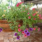 Hanging Basket of Bells by joycee