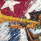 Artista de trompeta  by cheska