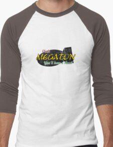 Visit Megaton Men's Baseball ¾ T-Shirt