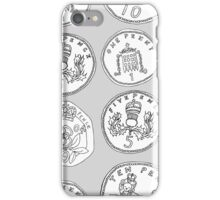spare some change iPhone Case/Skin