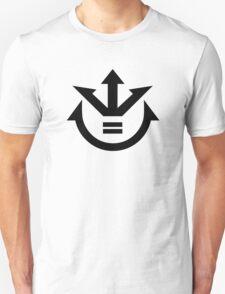 The Saiyan Royal Coat of Arms (Dragonball Z) T-Shirt
