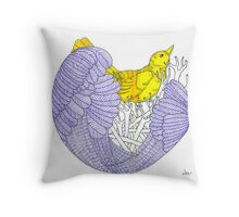 Sketch 8 ... nesting Throw Pillow