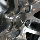 2011 Audi R8 Wheel and Rotor by Daniel  Oyvetsky
