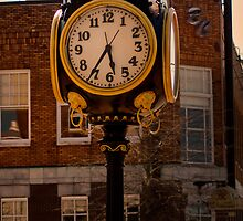 Does Anybody Really Know What Time It Is?  by Phillip M. Burrow
