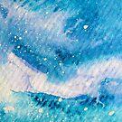 Blue Wave by Kathie Nichols