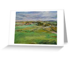 Scottish Lowlands Greeting Card