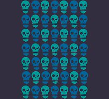 Salt Tax Grumpy Bones - Teal Long Sleeve T-Shirt