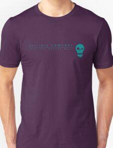 Terrible Comfort Salt Tax - teal Unisex T-Shirt