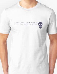 Terrible Comfort Salt Tax - purple Unisex T-Shirt