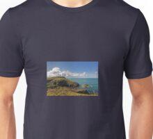 Strumblehead Lighthouse, Pembrokeshire, UK Unisex T-Shirt