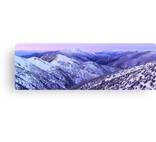 Mt Feathertop Twilight, Victoria, Australia Canvas Print