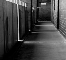 Northcott Part 2 - Residential Common Walkway by Janie. D