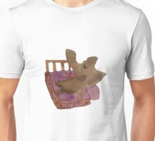 Baby Ella Takes A Nap And Snores Really Loud Unisex T-Shirt