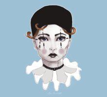 Pierrot - The Sad Clown Kids Tee