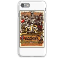 The Goonies Never Say Die iPhone Case/Skin