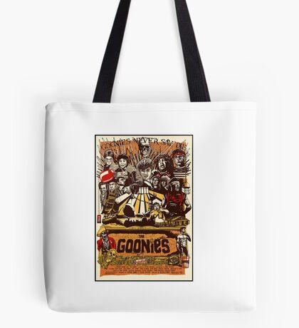 The Goonies Never Say Die Tote Bag