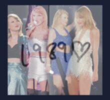 1989 World Tour- Outfits Edit Kids Tee