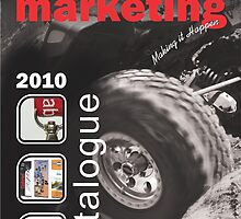 Marketing Catalogue Cover Page by Joy45