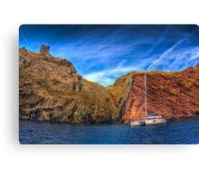 Capraia Island (Tuscany, IT) Canvas Print