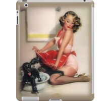 Pin up Girl iPad Case/Skin